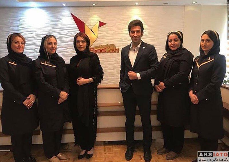 بازیگران بازیگران زن ایرانی  شهرزاد کمال زاده در آژانس هواپیمایی الیادگشت (3 عکس)