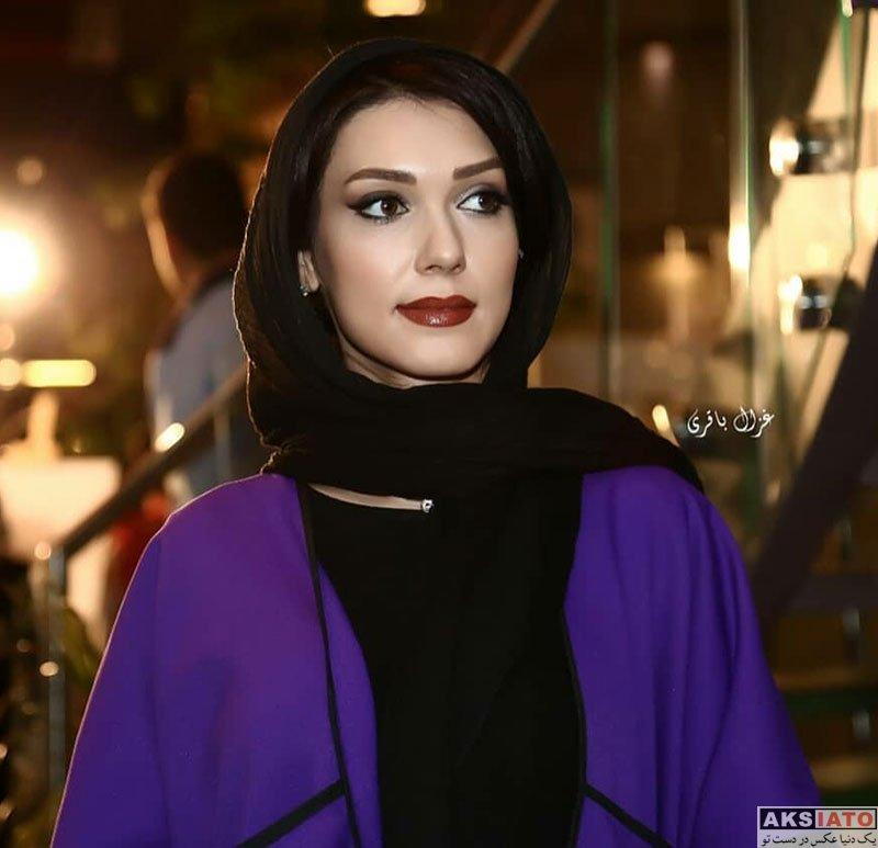 بازیگران بازیگران زن ایرانی  شهرزاد کمال زاده در مراسم رونمایی مستند سریک (6 عکس)