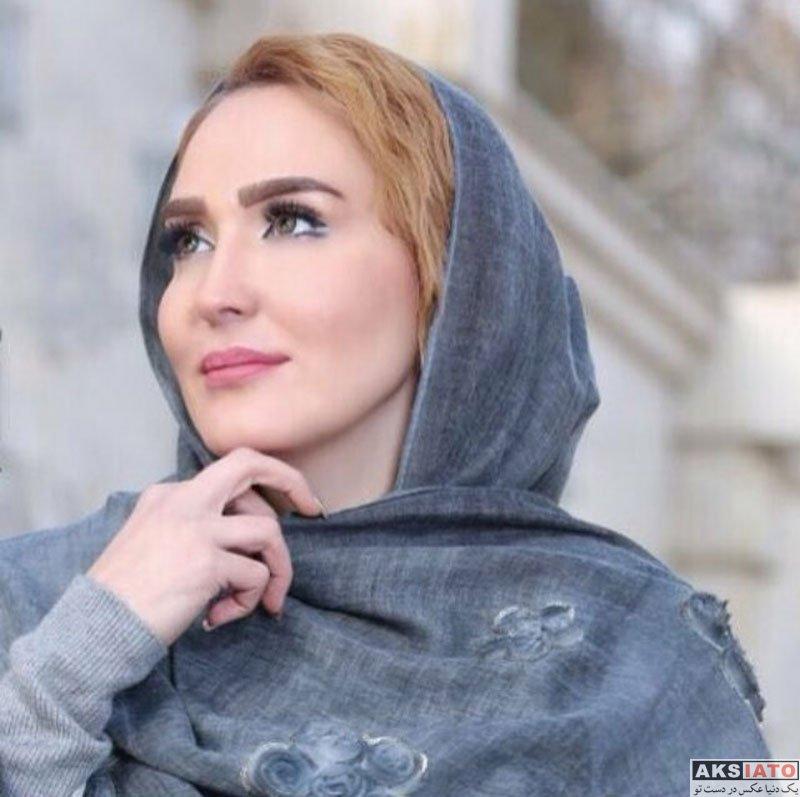 بازیگران بازیگران زن ایرانی  عکس های جدید زهر فکور در تیر ماه 97 (8 تصویر)