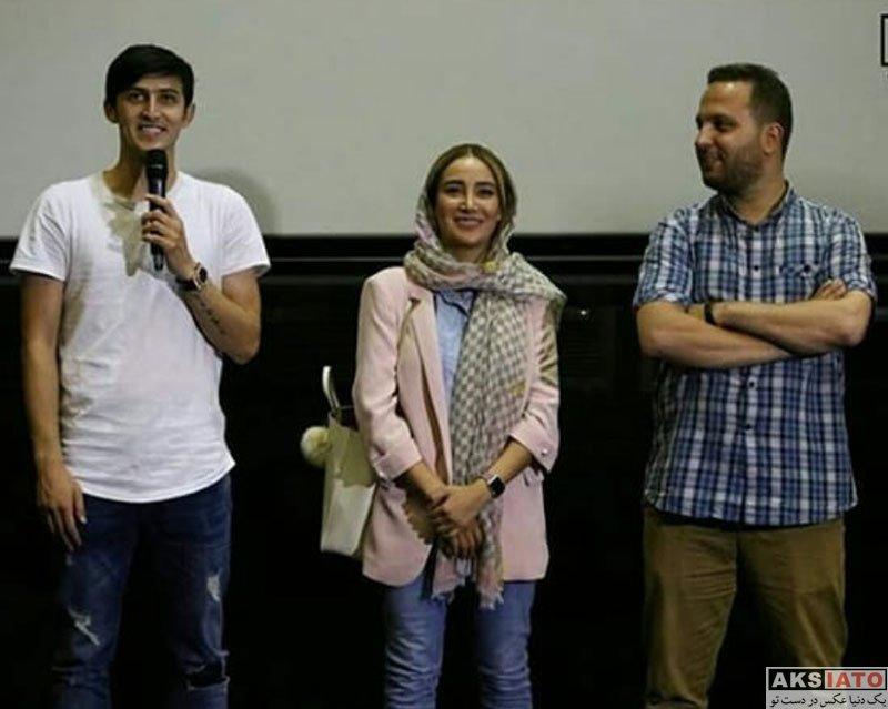 بازیگران بازیگران زن ایرانی  بهاره افشاری در اولین اکران مردمی مستند سریک (4 عکس)