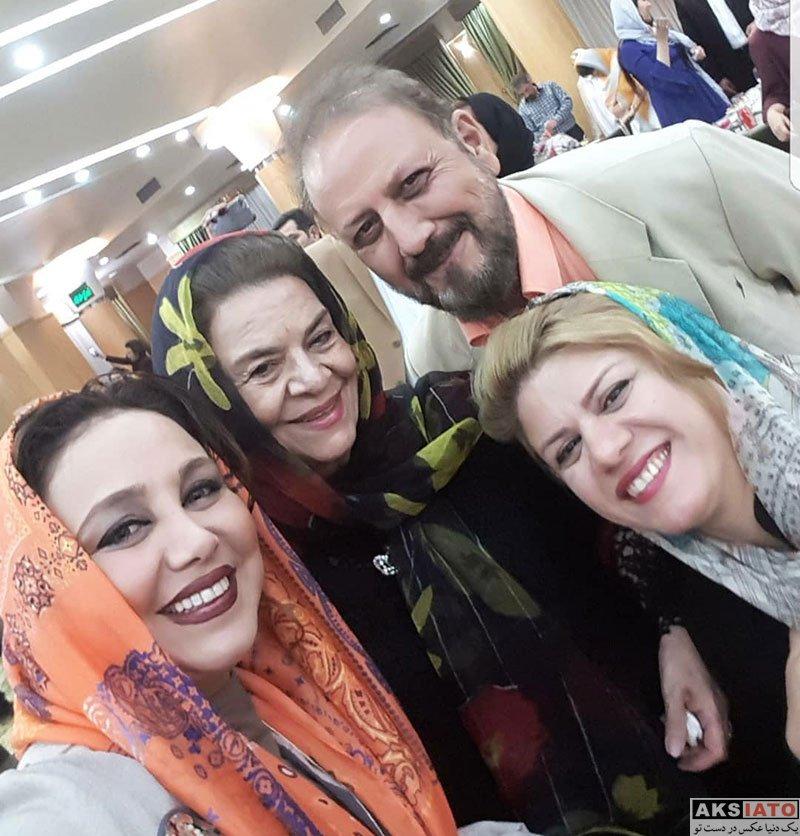 بازیگران بازیگران زن ایرانی  مهمانی خصوصی بهنوش بختیاری به حضور هنرمندان (6 عکس)