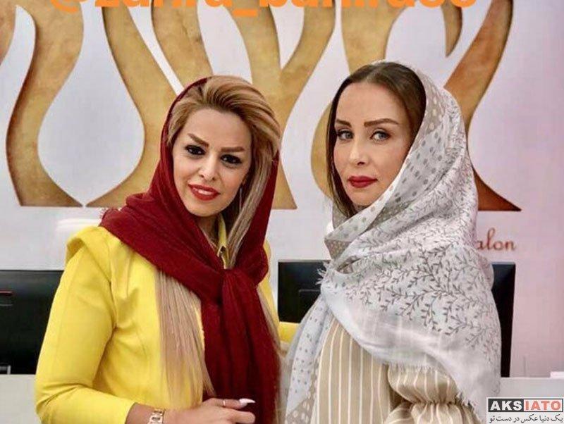 بازیگران بازیگران زن ایرانی  عکس های جدید حدیث فولادوند در تیر ماه 97 (8 تصویر)