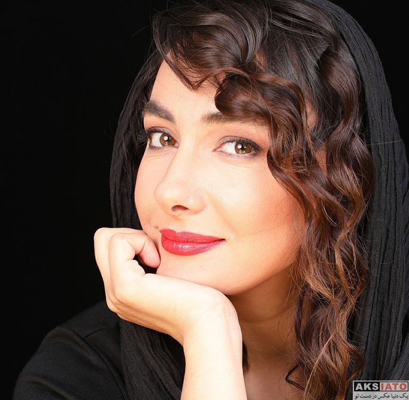 بازیگران  عکس های آتلیه جدید هانیه توسلی در تیرماه 97 (7 تصویر)