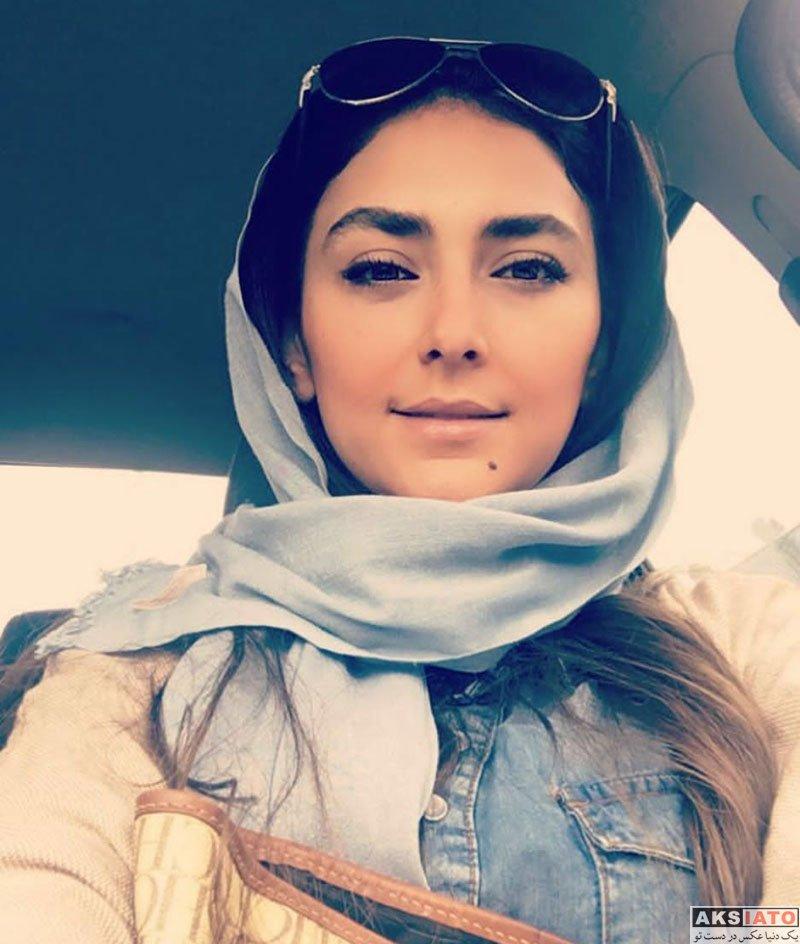 بازیگران بازیگران زن ایرانی  عکس های هدی زین العابدین در تیر ماه 97 (8 تصویر)