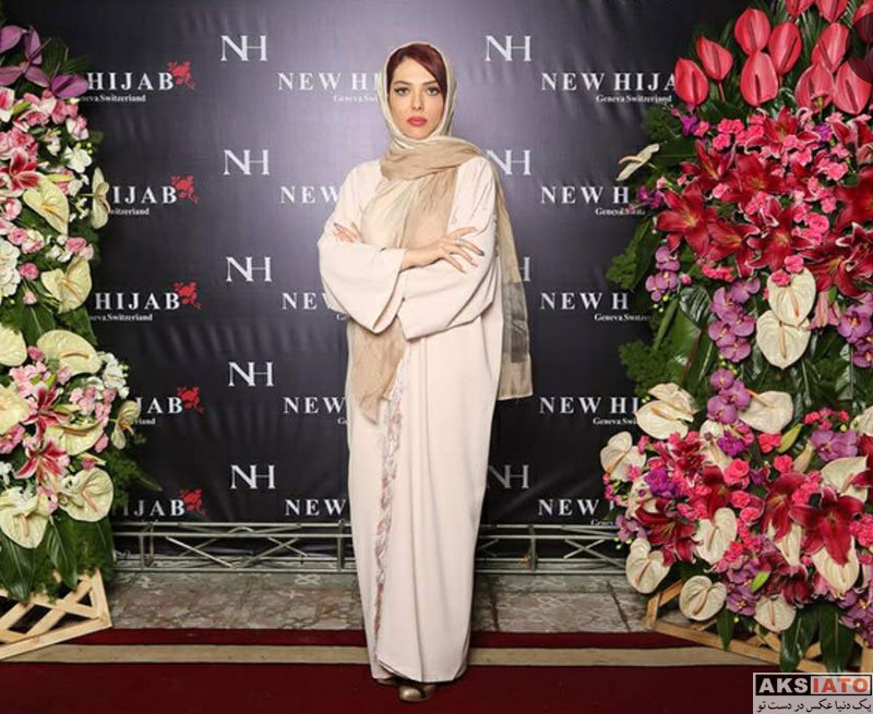 بازیگران بازیگران زن ایرانی  لیلا اوتادی در افتتاحیه فروشگاه نیوحجاب در آمل (2 عکس)
