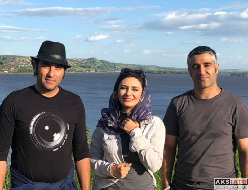 بازیگران بازیگران زن ایرانی  عکس های لیندا کیانی در روسیه در تیرماه 97