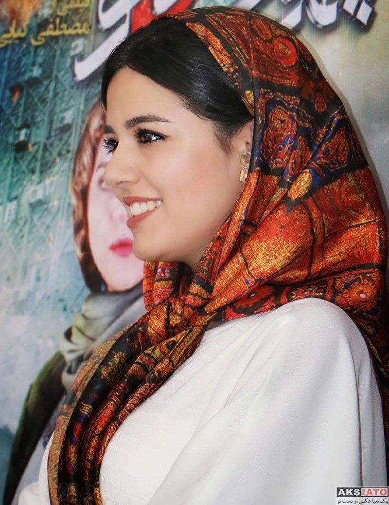 بازیگران بازیگران زن ایرانی  ماهور الوند در اکران فیلم چهارراه استانبول ویژه ناشنوایان (4 عکس)