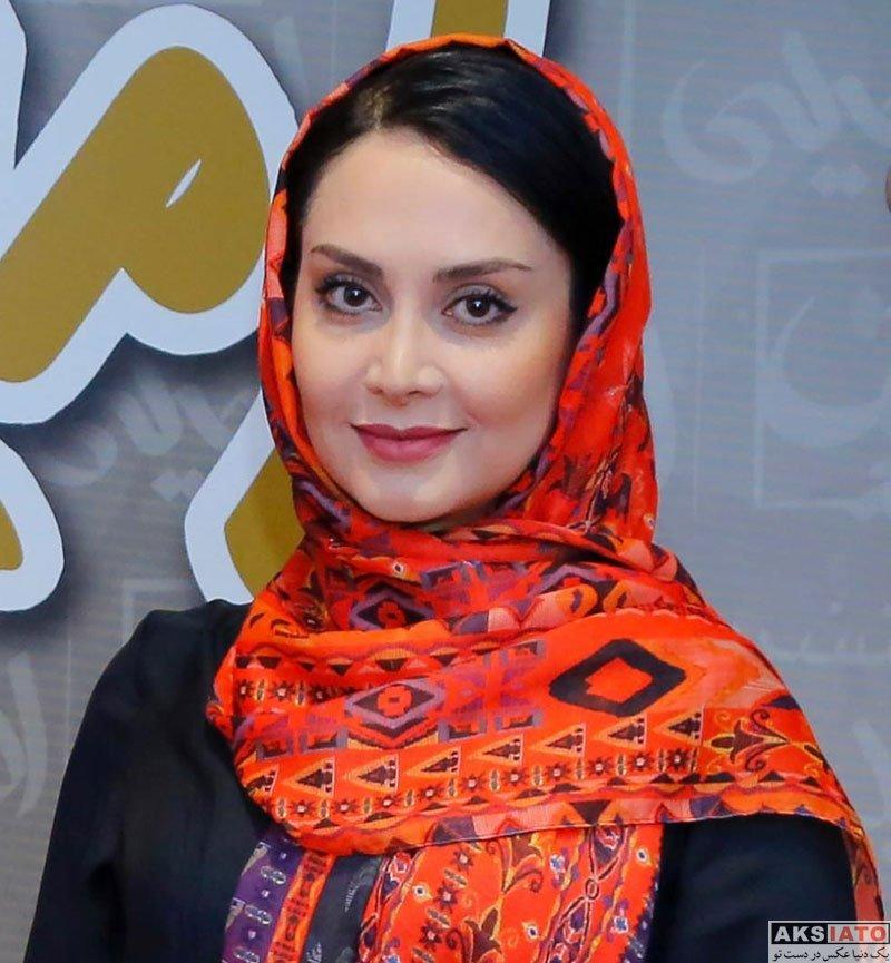 بازیگران بازیگران زن ایرانی  مریم خدارحمی در کنسرت تیرماه امید حاجیلی (3 عکس)