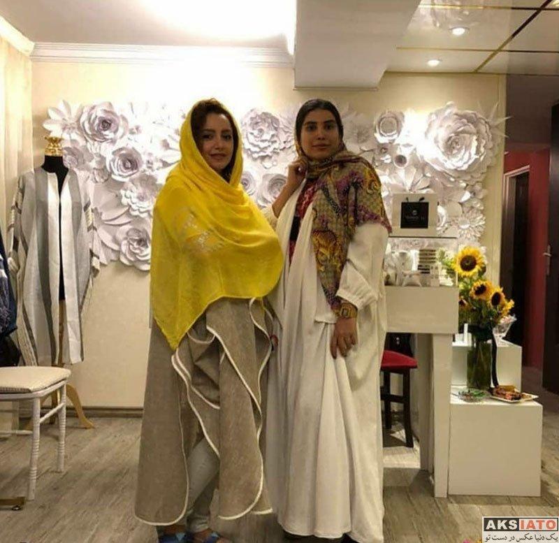 بازیگران بازیگران زن ایرانی  نازنین بیاتی در گالری لباس چیارو (2 عکس)