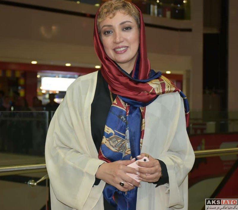 بازیگران بازیگران زن ایرانی  نگار عابدی در اکران مردمی فیلم دارکوب (4 عکس)