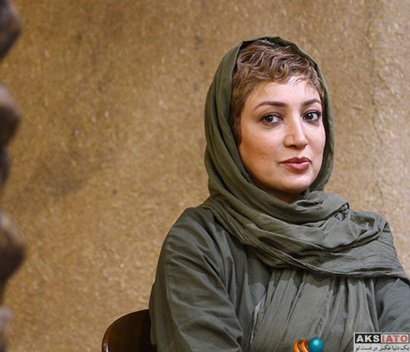 بازیگران بازیگران زن ایرانی  نگار عابدی در نشست خبری سریال سر دلبران