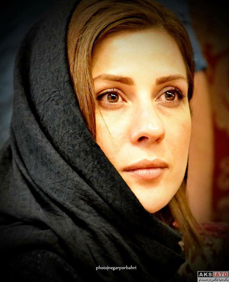 بازیگران بازیگران زن ایرانی  سارا بهرامی در نشست خبری سریال ساخت ایران 2 (6 عکس)