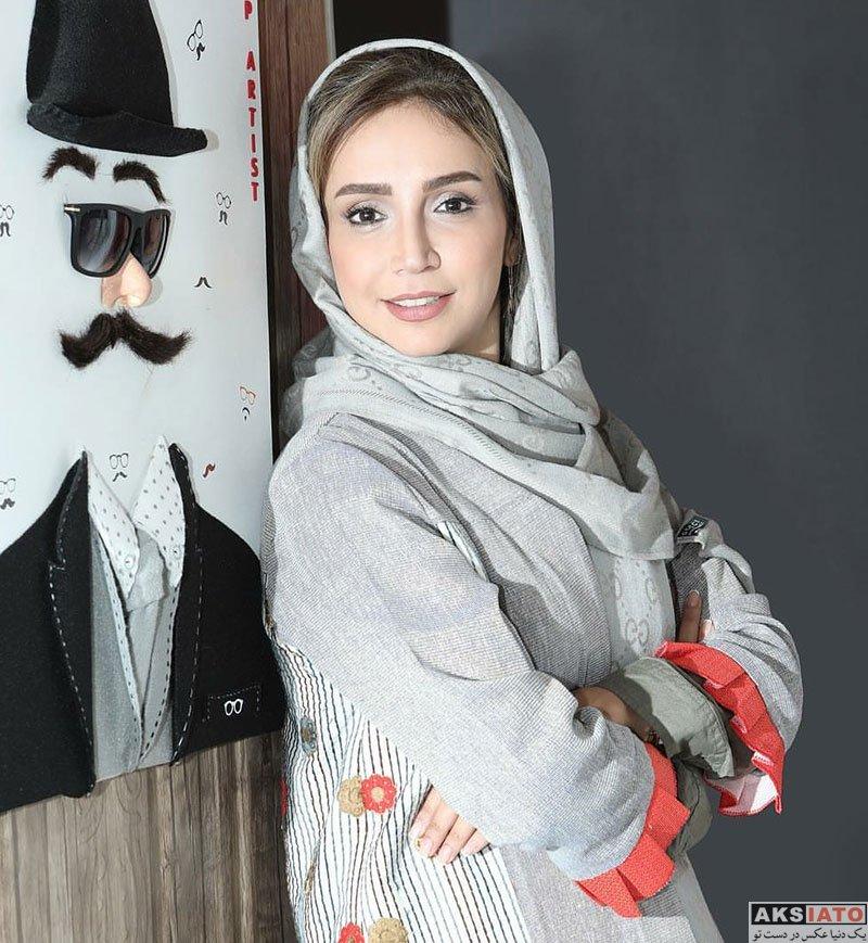 بازیگران بازیگران زن ایرانی  عکس های شبنم قلیخانی در تیر ماه 97 (10 تصویر)