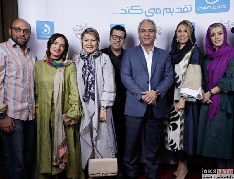بازیگران بازیگران مرد ایرانی  گلاره عباسی در کنسرت مهران مدیری (6 عکس)