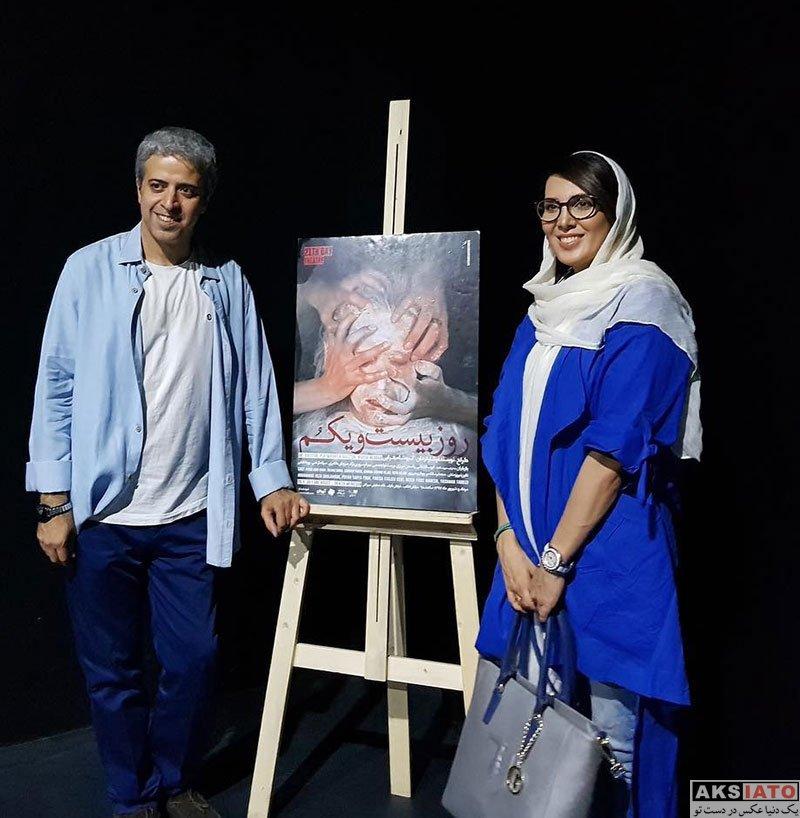 بازیگران بازیگران زن ایرانی  عکس های لیلا بلوکات در مرداد ماه 97 (10 تصویر)