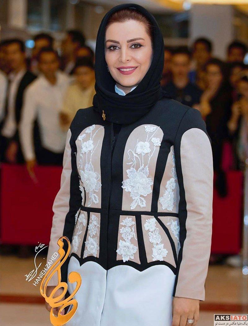 بازیگران بازیگران زن ایرانی جشن حافظ  ماه چهره خلیلی در هجدهمین جشن حافظ ۹۷ (4 عکس)
