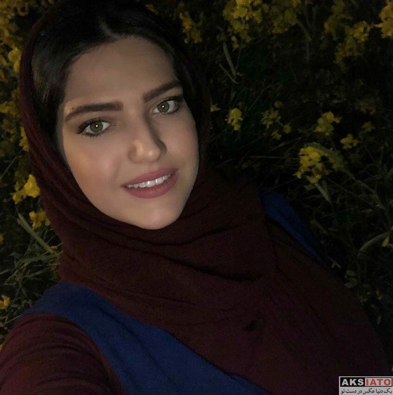 بازیگران بازیگران زن ایرانی  عکس های جدید مهشید مرندی در مرداد 97 (7 تصویر)