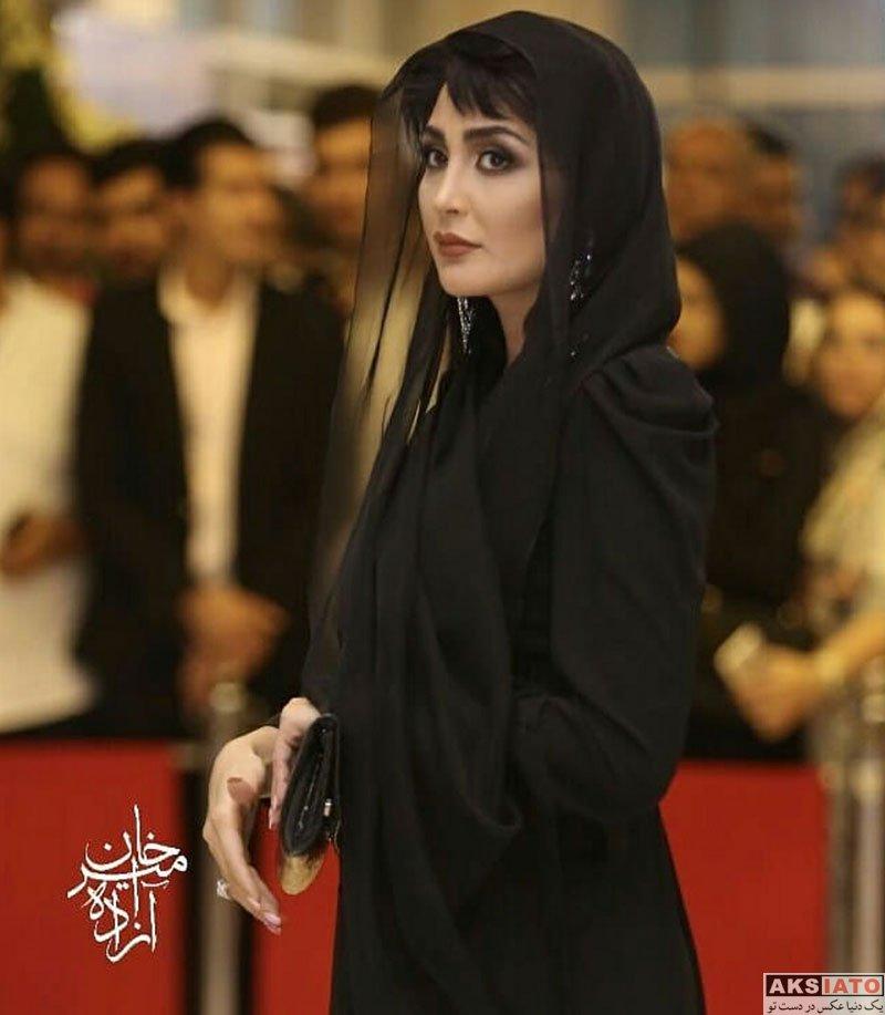 بازیگران بازیگران زن ایرانی جشن حافظ  مریم معصومی در هجدهمین جشن حافظ ۹۷ (5 عکس)
