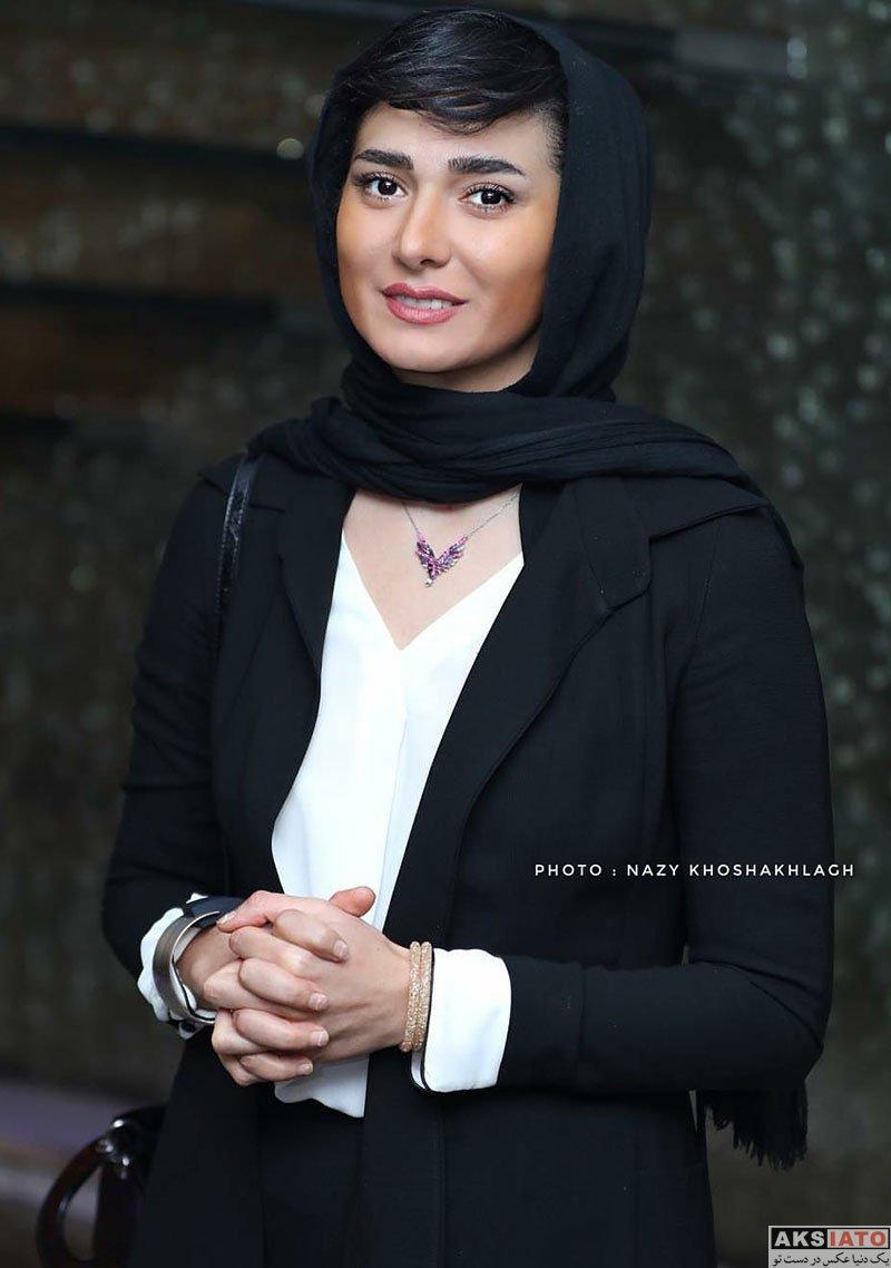 بازیگران بازیگران زن ایرانی  مینا وحید در بزرگداشت بیستمین جشن سینمای ایران (6 عکس)