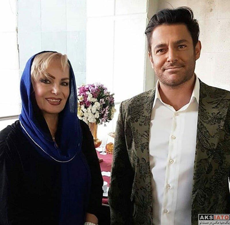 بازیگران بازیگران زن ایرانی جشن حافظ  محمدرضا گلزار در هجدهمین جشن حافظ ۹۷ (5 عکس)