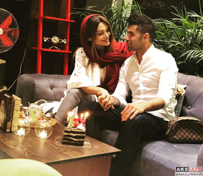 ورزشکاران ورزشکاران مرد  جشن دومین سالگرد ازدواج محسن فروزان و همسرش (4 عکس)
