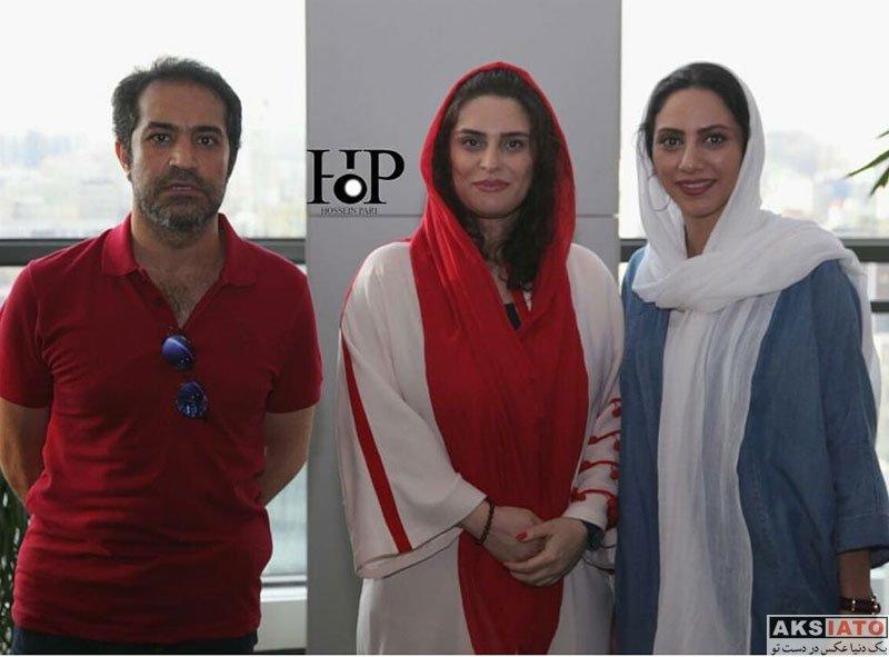 بازیگران بازیگران زن ایرانی  مونا فرجاد در اکران مستند چاوش از درآمد تا فرود (۴ عکس)