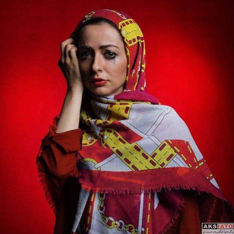 بازیگران بازیگران زن ایرانی  عکس های نفیسه روشن در مرداد ماه 97 (10 تصویر)