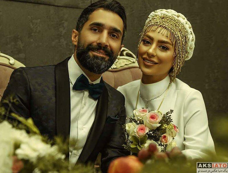 بازیگران  مراسم عروسی سمانه پاکدل و هادی کاظمی (6 عکس)
