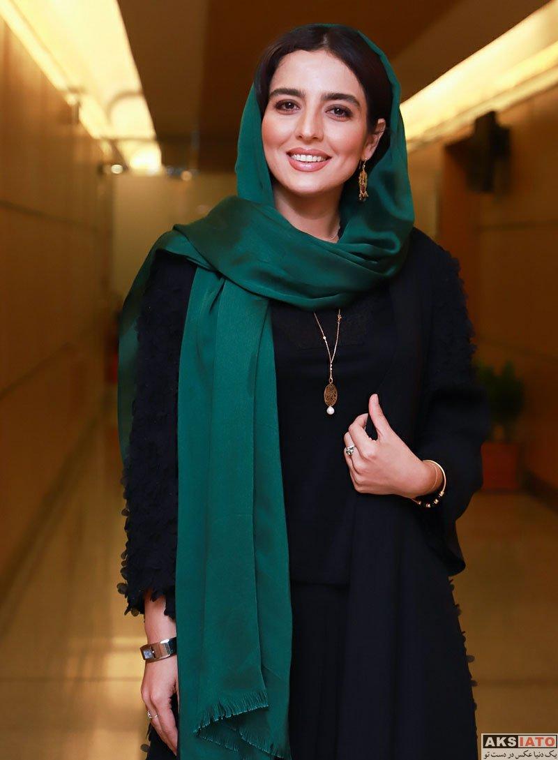 بازیگران بازیگران زن ایرانی  سارا محمدی در کنسرت مهران مدیری (۳ عکس)