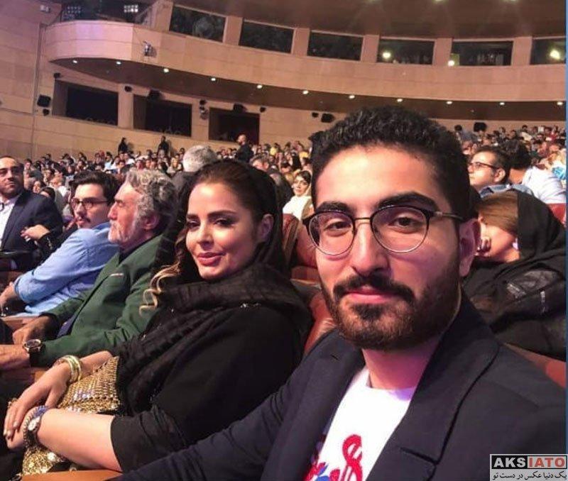 بازیگران بازیگران زن ایرانی جشن حافظ  سپیده خداوردی در هجدهمین جشن حافظ ۹۷ (۳ عکس)