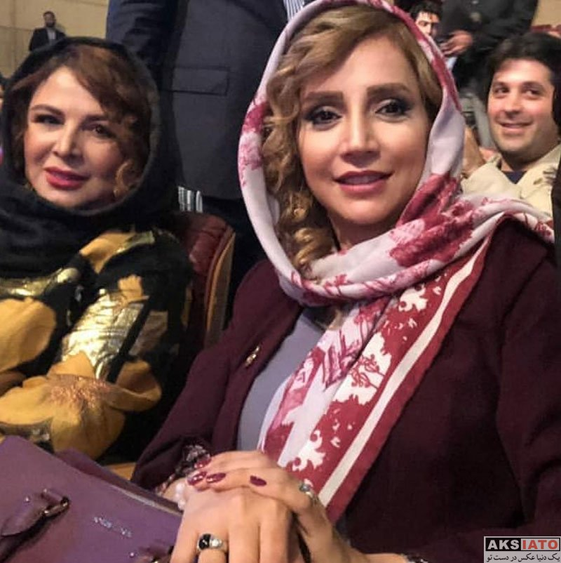 بازیگران بازیگران زن ایرانی جشن حافظ  شبنم قلی خانی در هجدهمین جشن حافظ ۹۷ (۴ عکس)