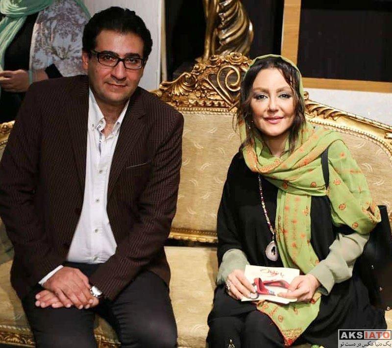 بازیگران بازیگران زن ایرانی  شقایق فراهانی در اجرای نمایش بانوایان (4 عکس)