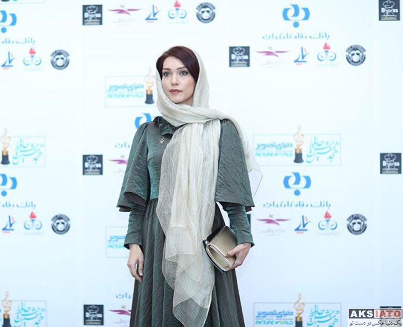 بازیگران بازیگران زن ایرانی جشن حافظ  شهرزاد کمال زاده در هجدهمین جشن حافظ ۹۷ (۲ عکس)