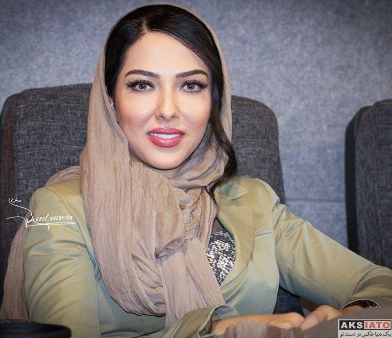 بازیگران بازیگران زن ایرانی  عکس های لیلا اوتادی در اکران مردمی فیلم کاتیوشا