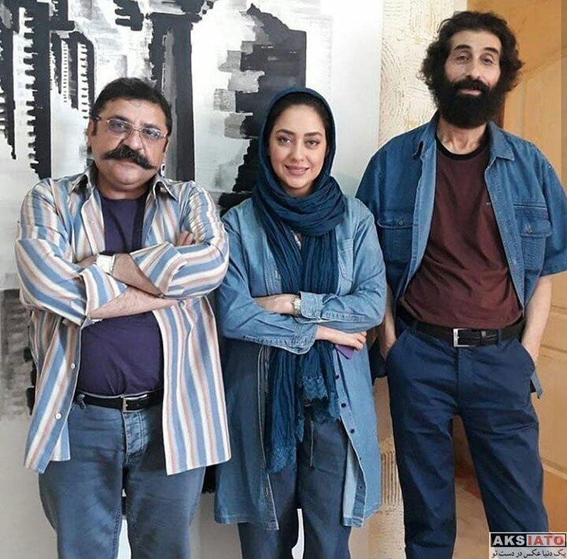 بازیگران بازیگران زن ایرانی  عکس های بهاره کیان افشار در شهریور ماه 97 (12 تصویر)
