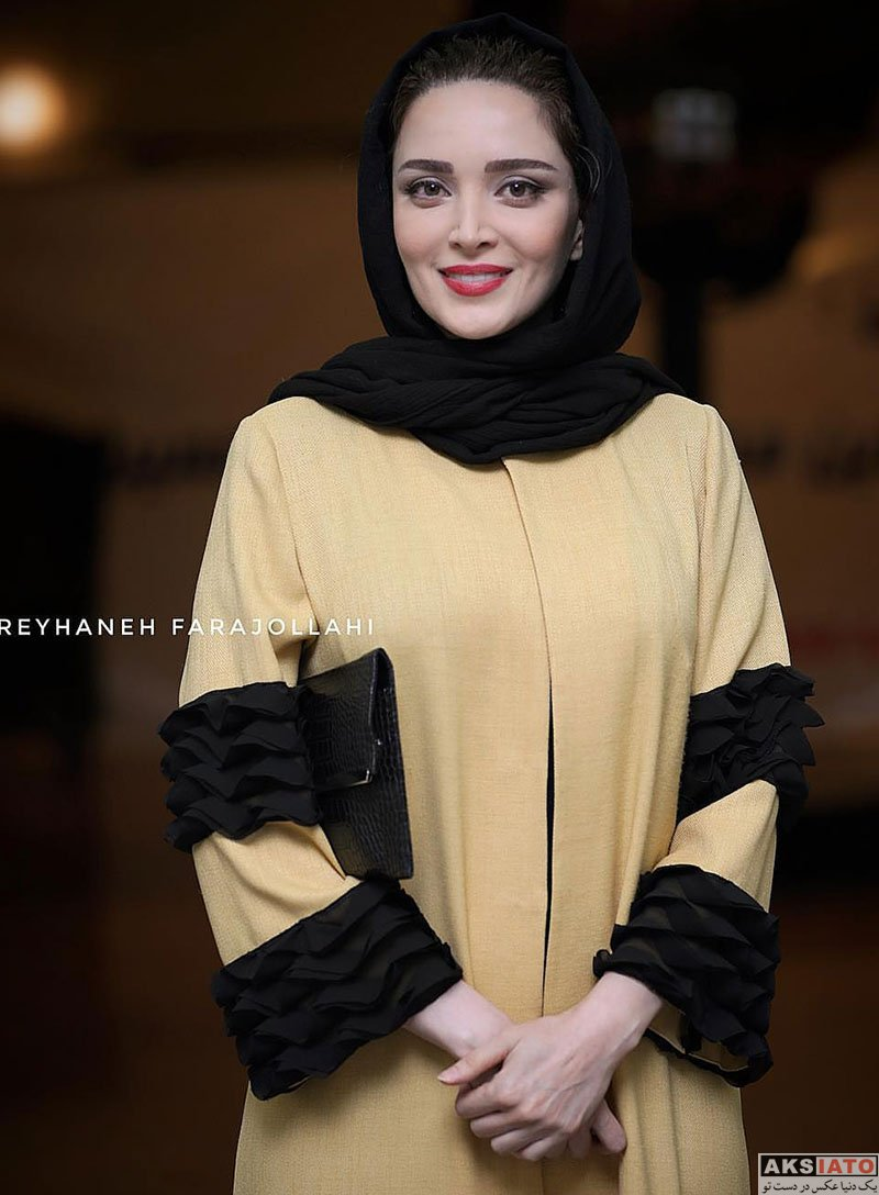 بازیگران جشن سینمای ایران  بهنوش طباطبایی در بیستمین جشن خانه سینما (6 عکس)