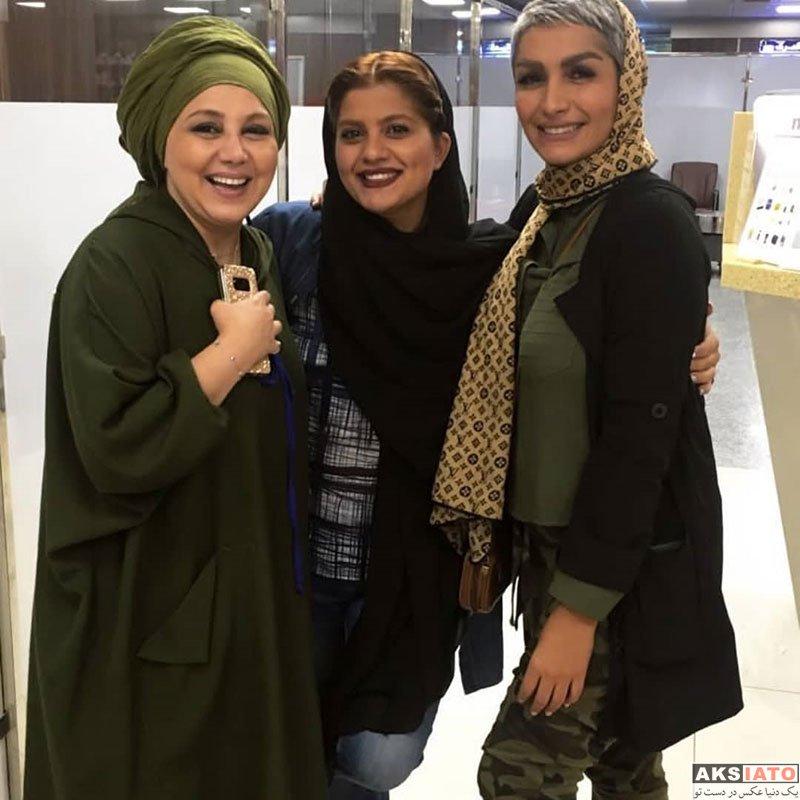 بازیگران بازیگران زن ایرانی  عکس های بهنوش بختیاری در شهریور ماه 97 (10 تصویر)