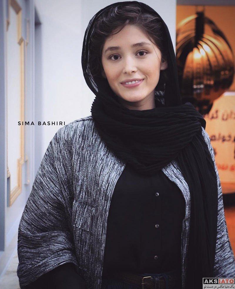 بازیگران جشن سینمای ایران  فرشته حسینی در بیستمین جشن خانه سینما (3 عکس)