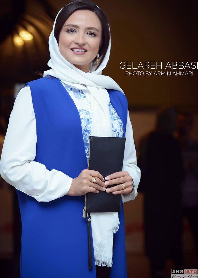 بازیگران جشن سینمای ایران  گلاره عباسی در بیستمین جشن خانه سینما (6 عکس)