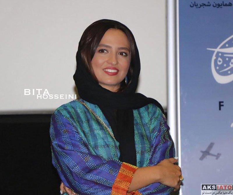 بازیگران بازیگران زن ایرانی  گلاره عباسی در اکران مردمی فیلم شعله ور (6 عکس)