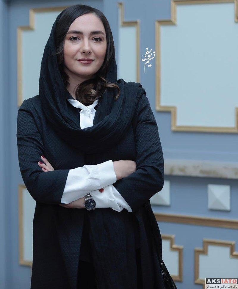 بازیگران بازیگران زن ایرانی  هانیه توسلی در بیستمین جشن خانه سینما (۶ عکس)