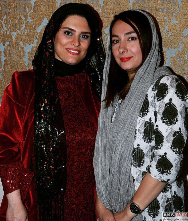 بازیگران بازیگران زن ایرانی  هانیه توسلی کنسرت گروه کامکارها (4 عکس)