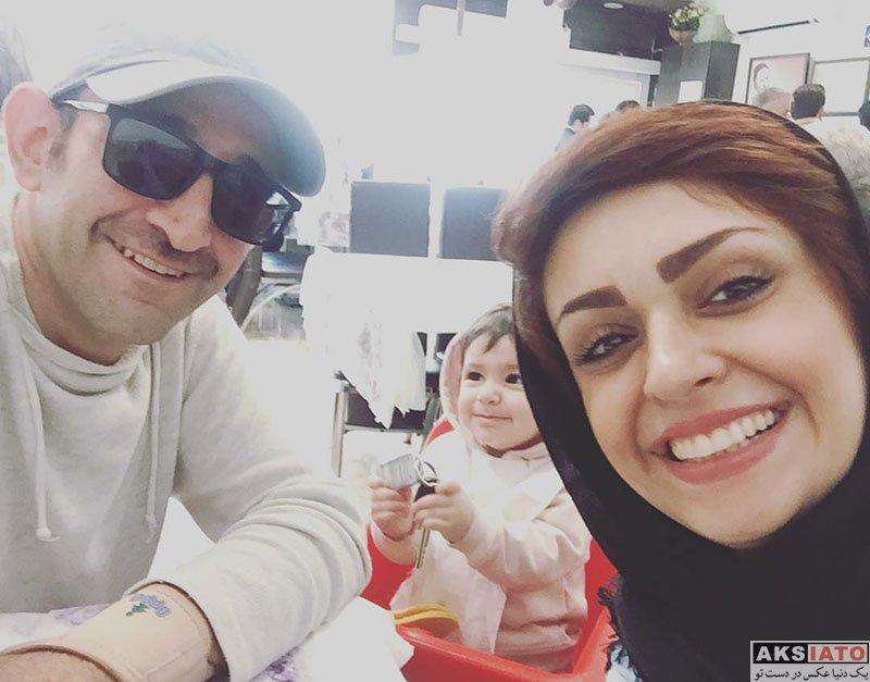 خانوادگی  عکس های هدایت هاشمی و همسرش در تابستان 97