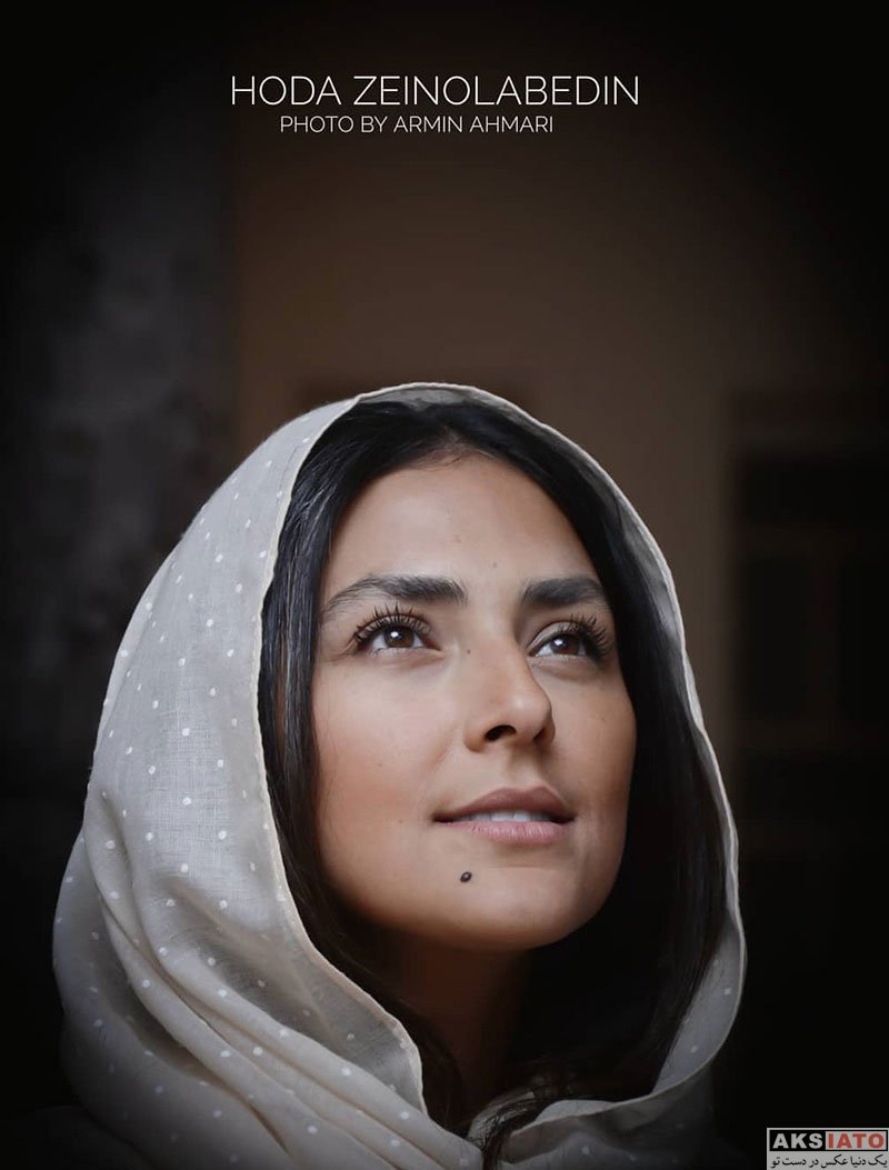 بازیگران بازیگران زن ایرانی  هدی زین العابدین در مراسم رونمایی از پوستر فیلم جاده قدیم (6 عکس)