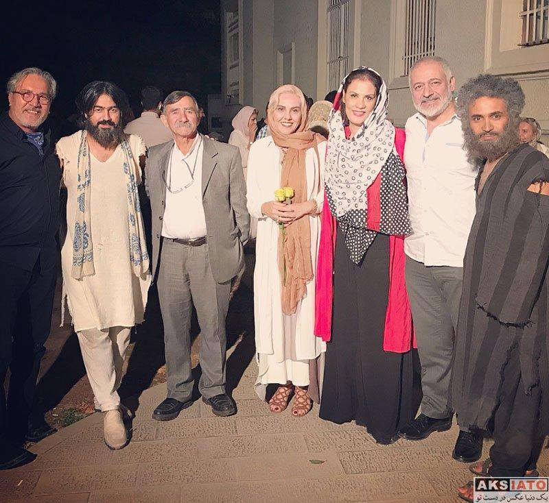 خانوادگی  مجید مشیری و همسرش در کنسرت پرواز همای (۳ عکس)