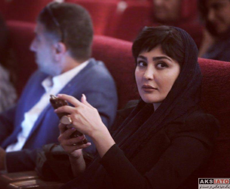 بازیگران بازیگران زن ایرانی  عکس های مریم معصومی در شهریور ماه 97 (10 تصویر)