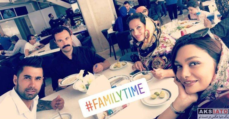 خانوادگی  عکس های محسن فروزان و همسرش در تابستان 97