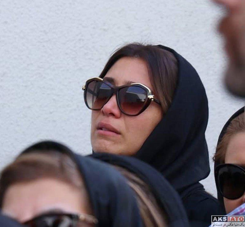 بازیگران بازیگران زن ایرانی  عکس های نیکی مظفری در شهریور ماه 97 (8 تصویر)