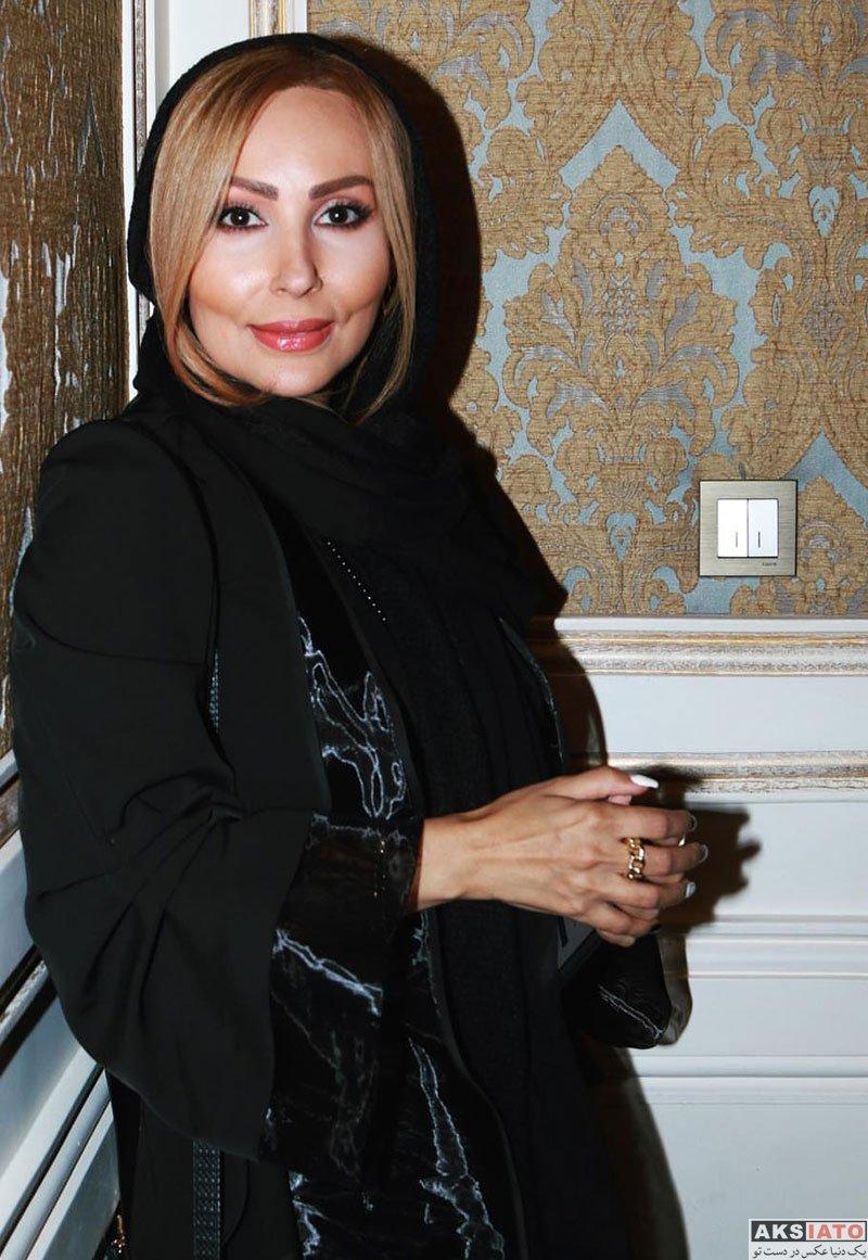 بازیگران بازیگران زن ایرانی  عکس های پرستو صالحی در شهریور ماه 97 (8 تصویر)