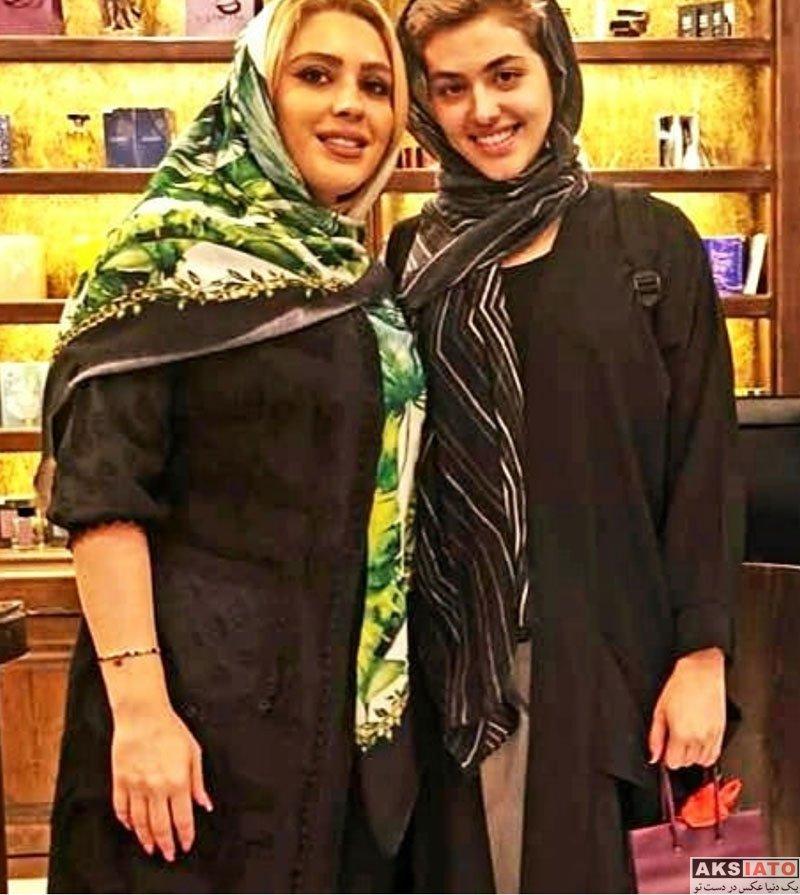 بازیگران بازیگران زن ایرانی  ریحانه پارسا در فروشگاه عطر آپامه (4 عکس)